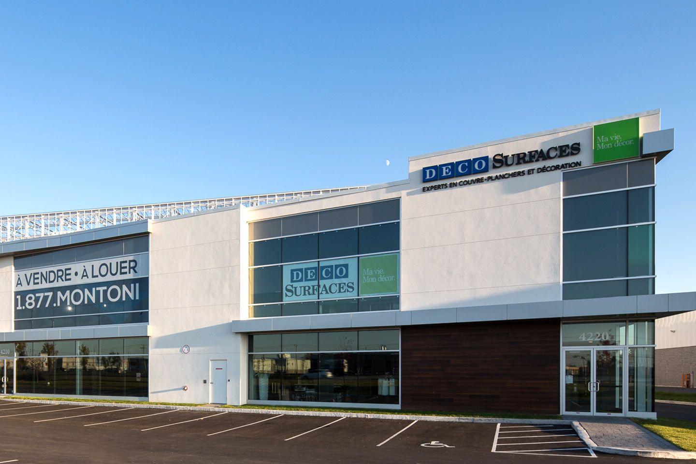 Centre Corporatif Laval VIII