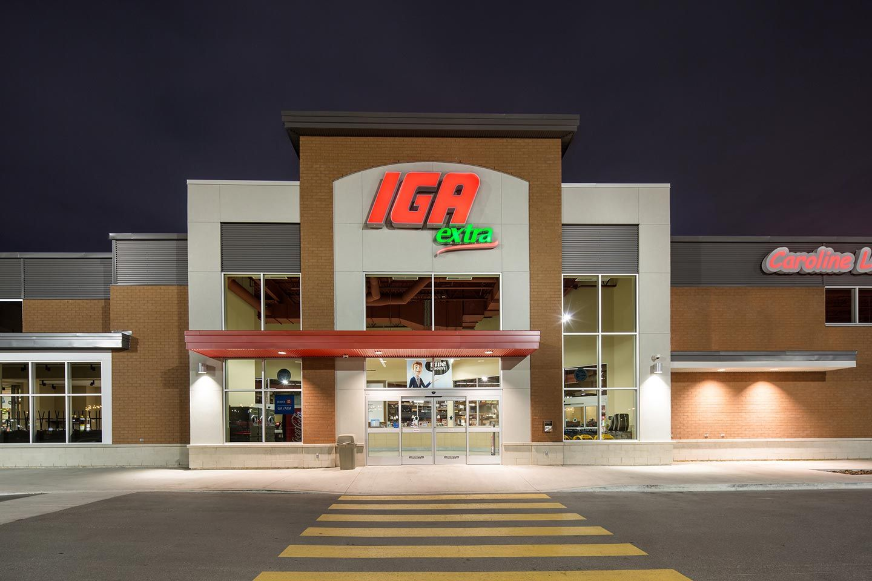 IGA Extra Marché Lavallée